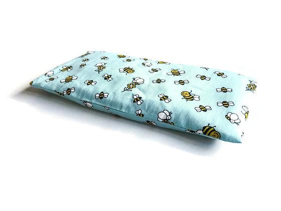 aromatherapy eye pillow bumble bees