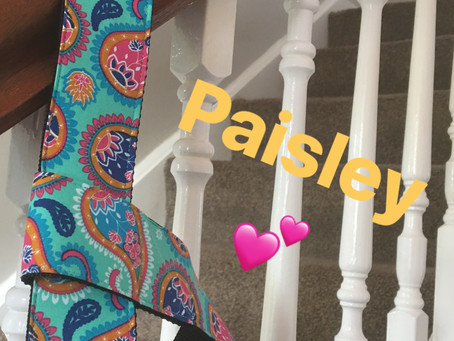 I love a bit of Paisley