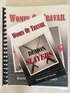 Women of Travail Demon Slayers