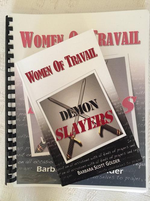 Women of Travail Demon Slayers