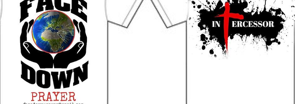2021 Prayer March T-shirt