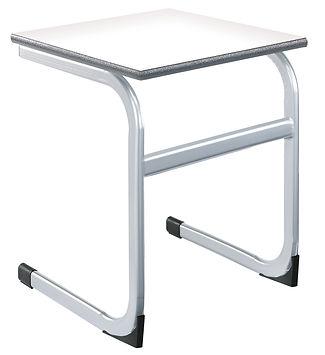 Euro Table - Single SIlver Frame.jpg