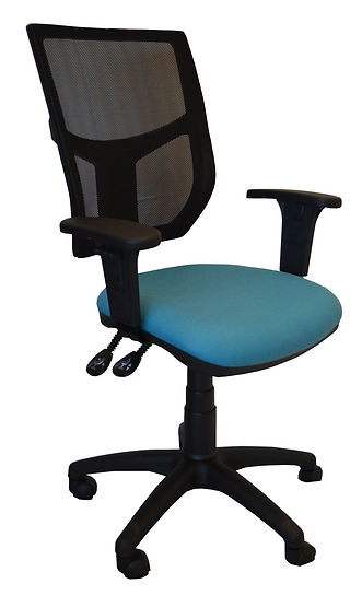 Haddon Mesh Back Operator Chair with T A