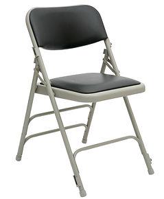 Comfort Folding Chair black vinyl.jpg