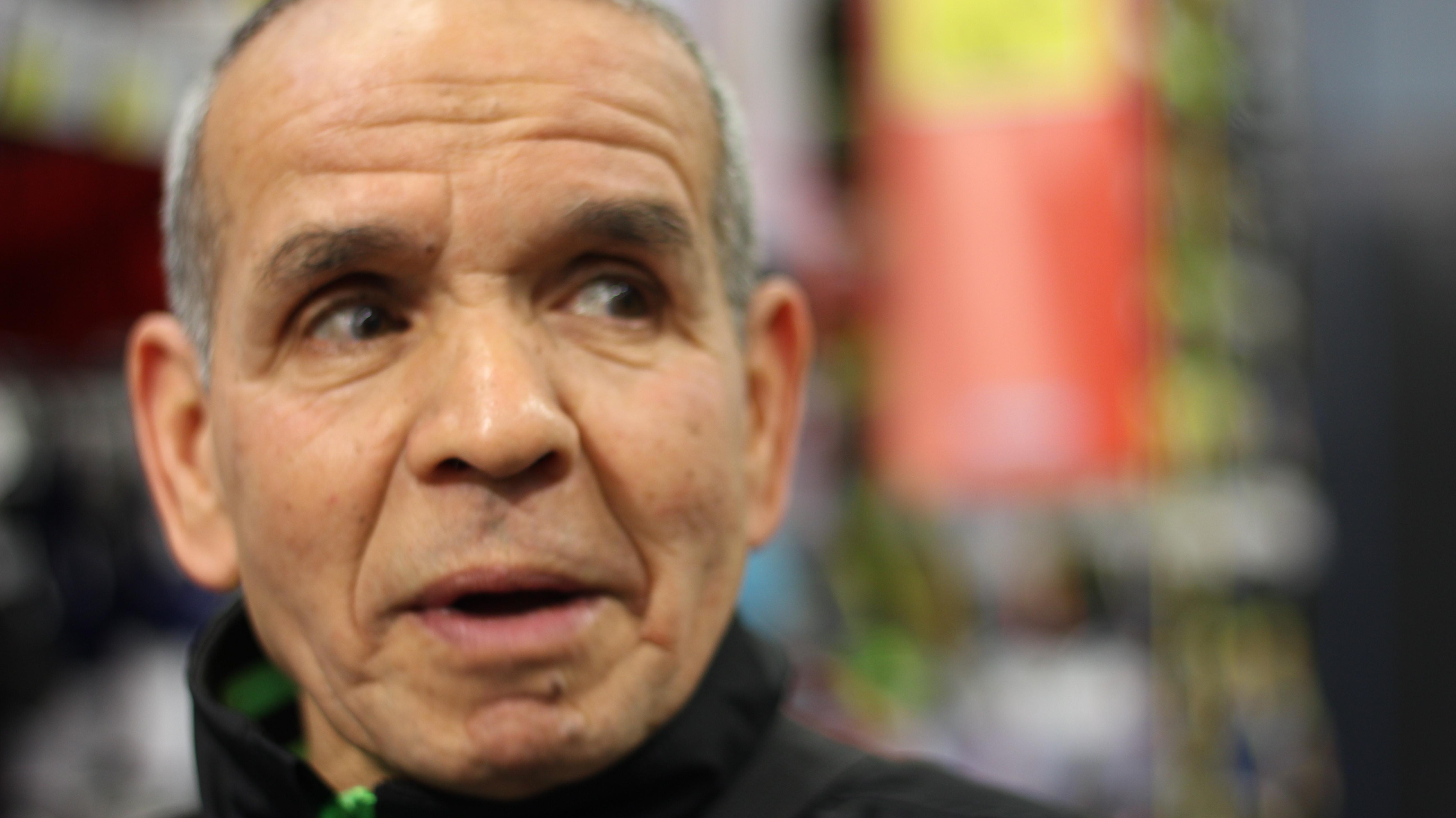 Ali, marathonien