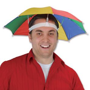 Du k-way rouge au chapeau-parapluie?