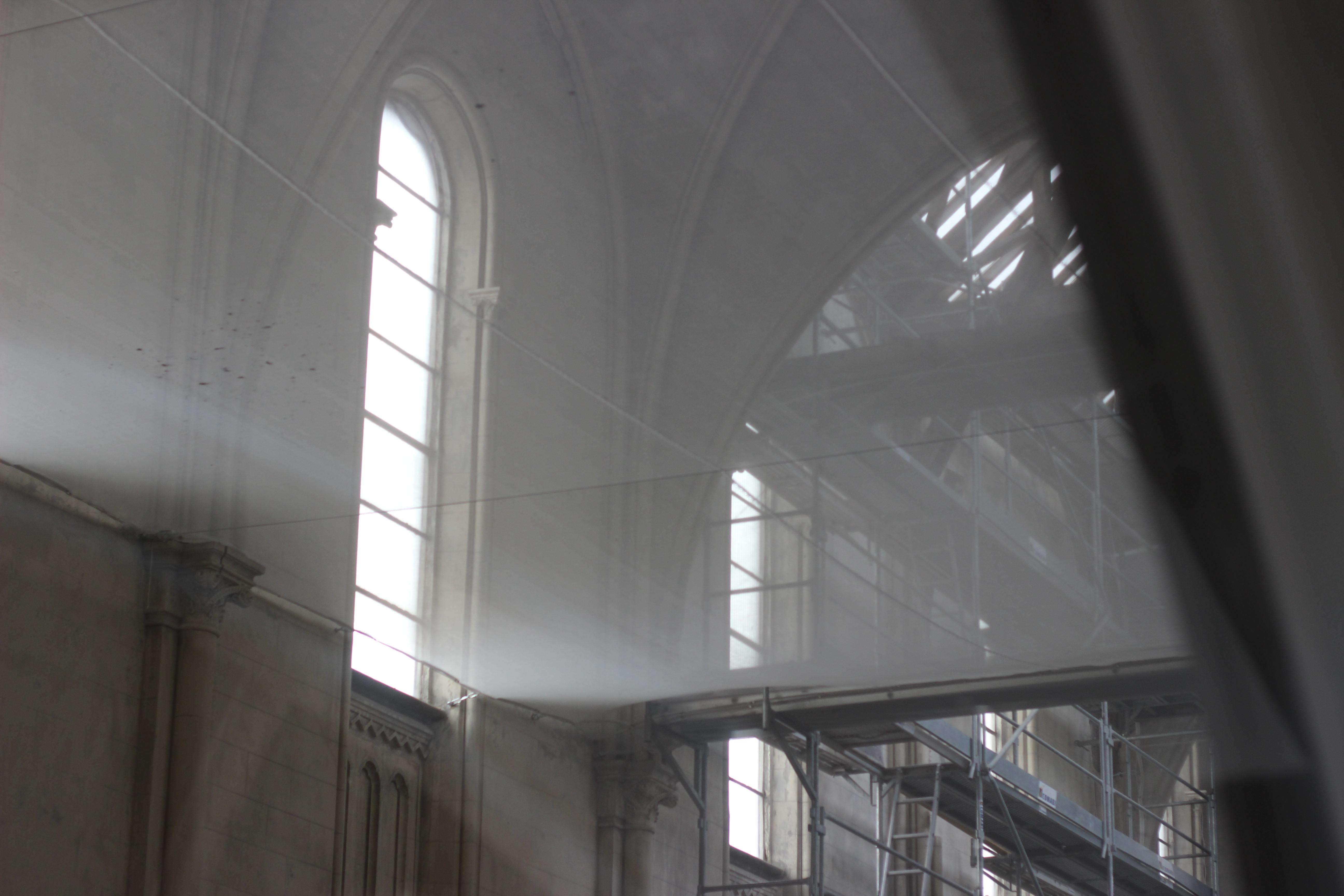 L'ancienne église Saint Louis