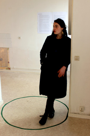 Reportage : Marion Fabien, Monumenta