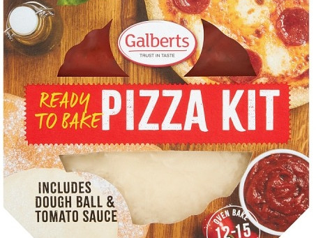 Get Creative with Our Galberts Pizza Kits