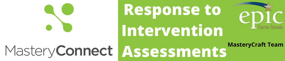 Response to Intervention Assessments-fin