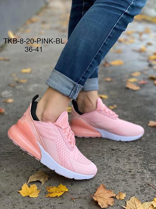 Női ULTRA LIGHT rózsaszín Sneakers cipő TKB-8 | Női cipő