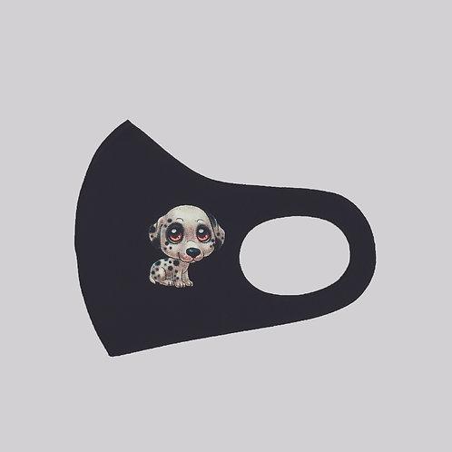Kutya | Textil felnőtt maszk