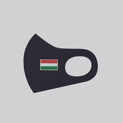 Magyar zászló | Textil felnőtt maszk