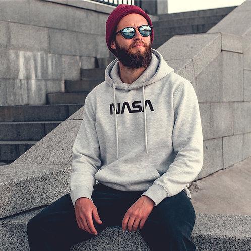 NASA | grafikás férfi pulóver