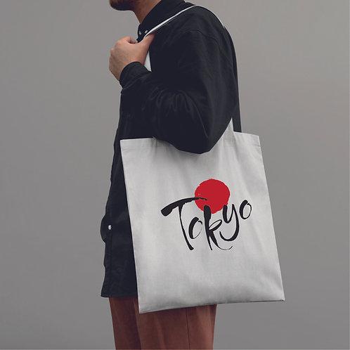 Tokyo | grafikás vászontáska