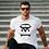 Thumbnail: VW   bicikli mintás férfi póló