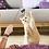 Thumbnail: Macska pálca hal figurával (45 cm)