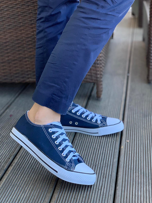 Női Vászon utcai cipő XDB-1 | Női cipő