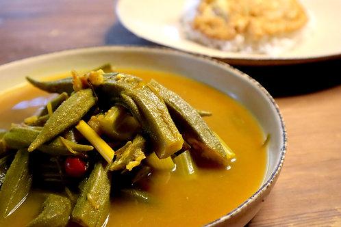Okra Curry Kit