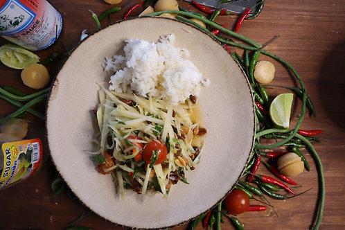 Som Tum (Papaya Salad) Kit