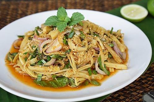 Soup Naw Mai (Fermented bamboo salad) Kit