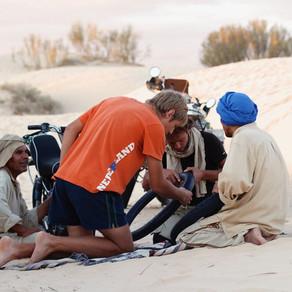 Chapitre 14 : Les dunes au sud de Sabria en Tunisie.