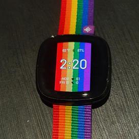 Rainbow Strap AOD