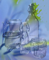 Fresh Air on bottles
