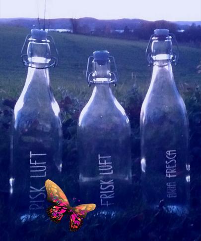 Fresh Air on bottles, Fresh Air of Norway
