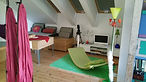 Quadruple room, in the attic, Bed and breakfast in Norway, cheap accommodation, holiday, travel