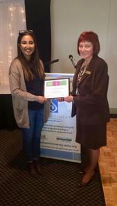 Scoroptimist International award 2017