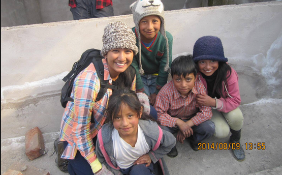 Rochelle's Trip to Ecuador