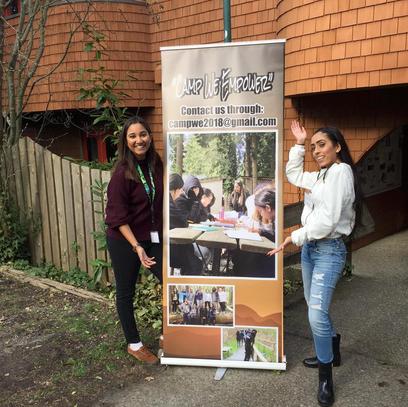 Camp We Empower 2018