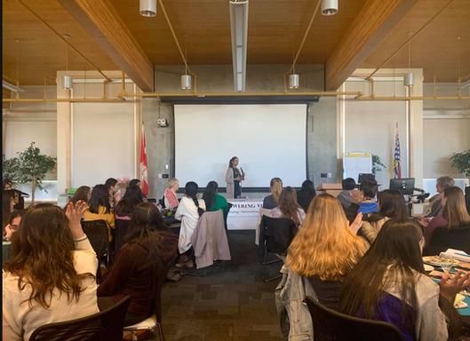 International Womens Day Forum in Surrey