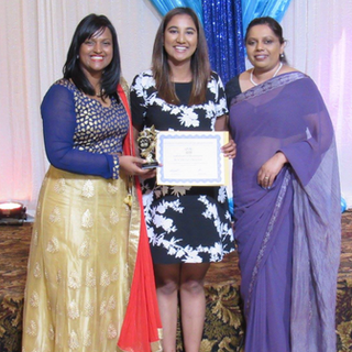 Fiji - Indo Canada volunteer award