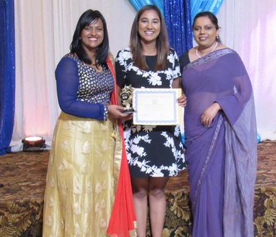 Fiji - Indo Canada volunteer award
