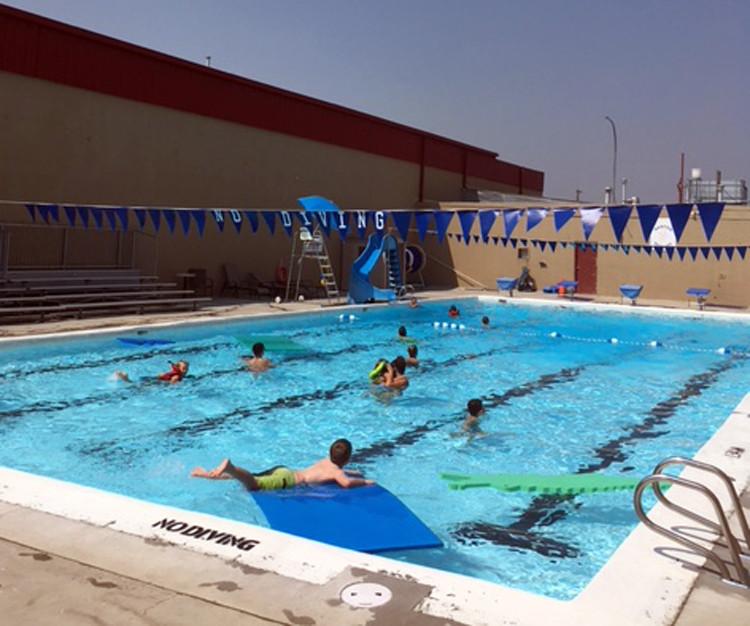 Nanton Pool