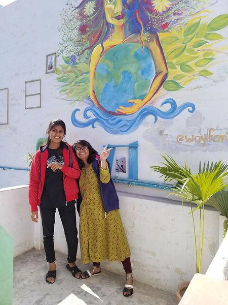 Hara House student internship bikaner india
