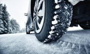 Obligation d'équipement des véhicules en période  hivernale