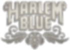 Harlem blue logo Harlem prohibition
