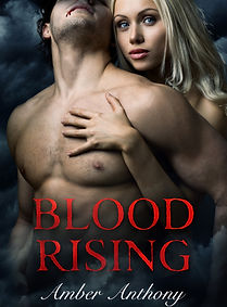 Blood Rising Book cover