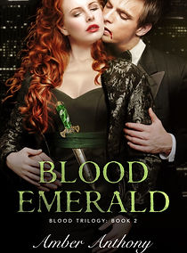 Blood Emerald Book Cover
