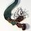 Thumbnail: Metal mermaid by artist Elizabeth Lemoine