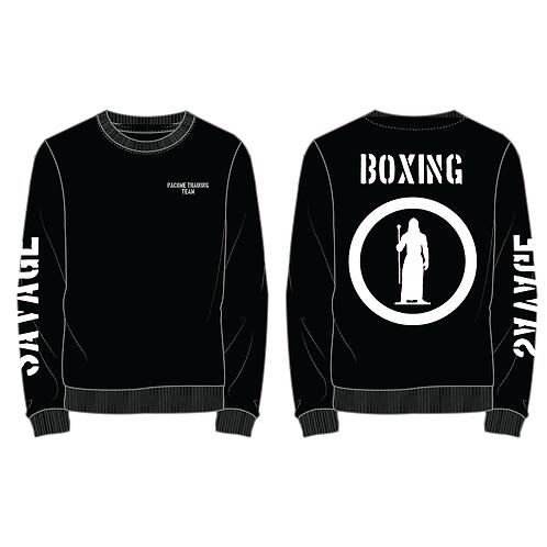 Crewneck Boxing Savage