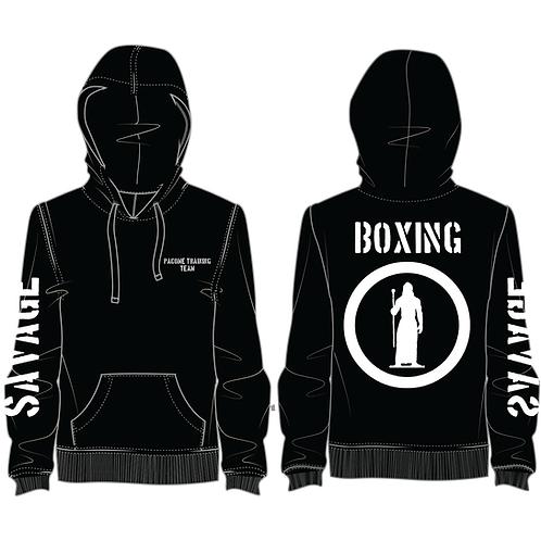 Hoodie Boxing Savage