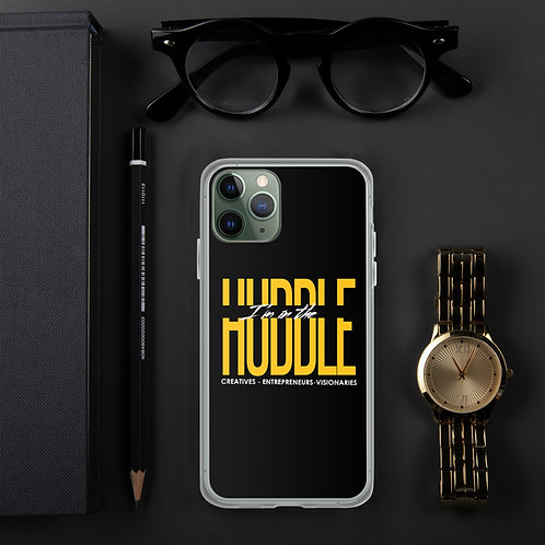 I'm In The Huddle | iPhone Case