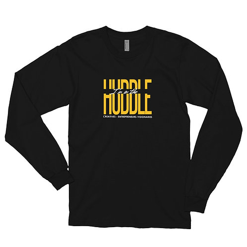 I'm In The Huddle | Long sleeve t-shirt