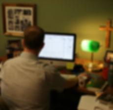 Evangelical Christian Pastor