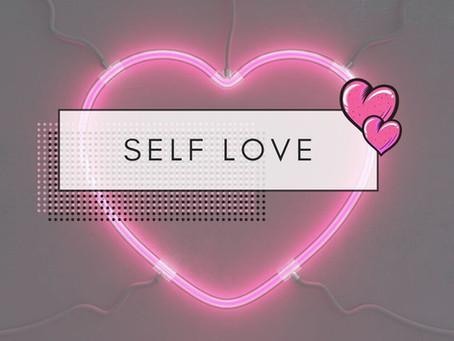 """Love Yourself Unconditionally"