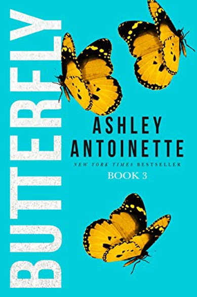 Butterfly - Book 3